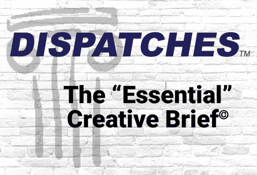 THE ESSENTIAL CREATIVE BRIEF©